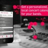 Best Concert Finder App for iPhone: Songkick Concerts
